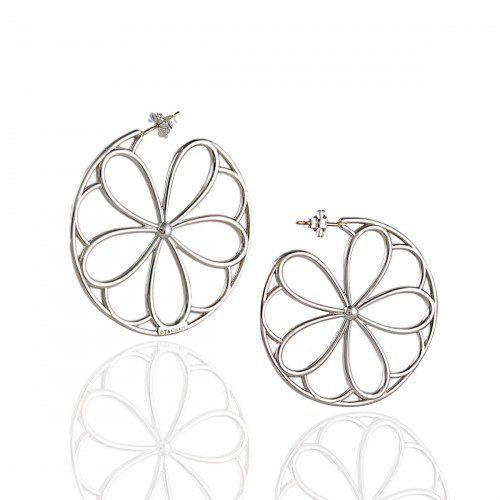 2-11654-141721--tiffany-co.-sterling-silver-petal-hoop-earrings----cb