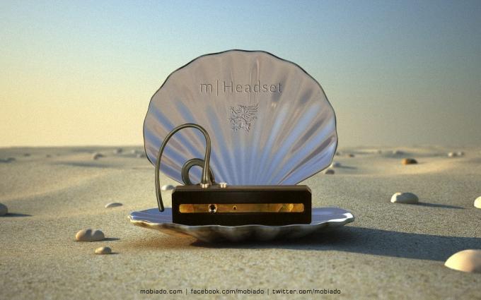 Tai nghe Mobiado m|Headset