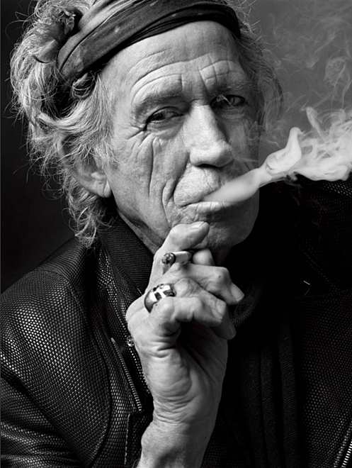Keith Richards 2011