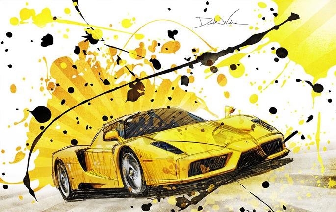 yellowenzoart