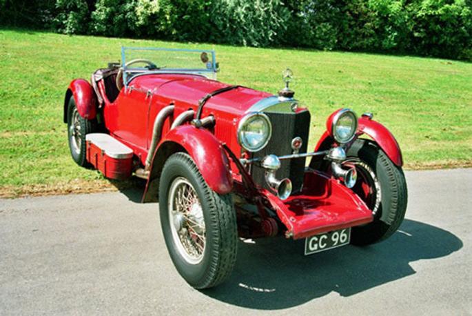 1929Mercedes-Benz38250SSK