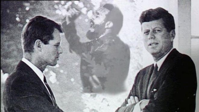 Castro và anh em nhà Kennedy