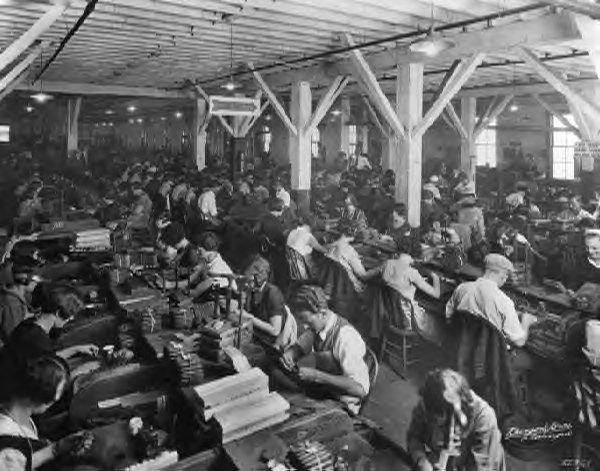 Ybor workers