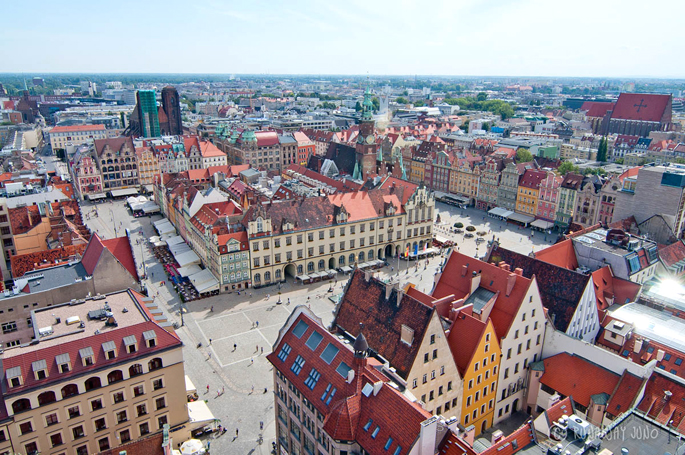 Wroclaw-Poland-Europe-view