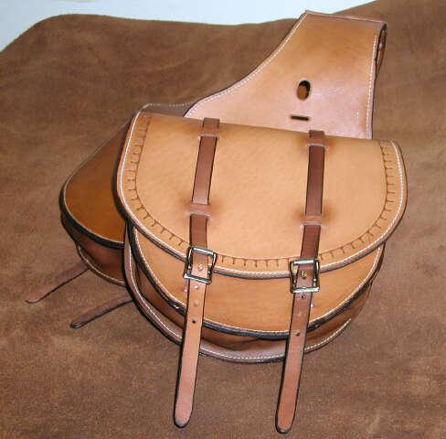 Túi để gắn lên yên ngựa