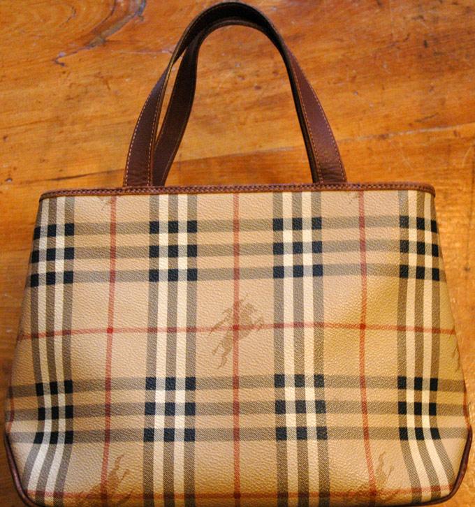 Túi Tote loại nhỏ của Burberry