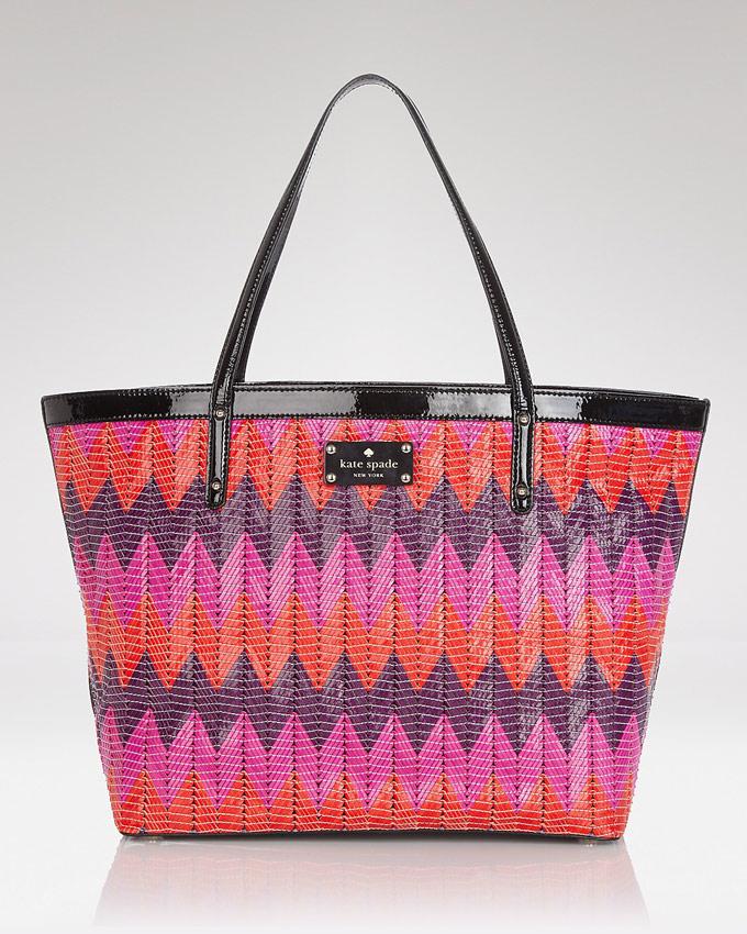 Túi tote New York của Kate Spade