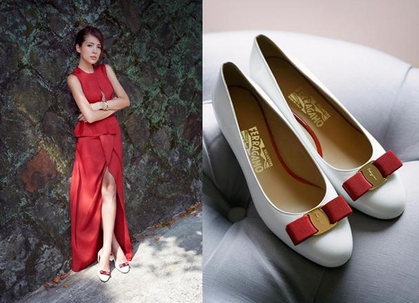 Gancino và giày Vara