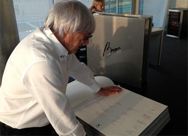 Formula 1 Opus Bernie Edition