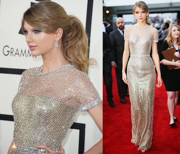 Taylor Swift in Gucci