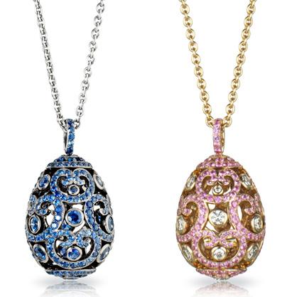 Faberge-pendant