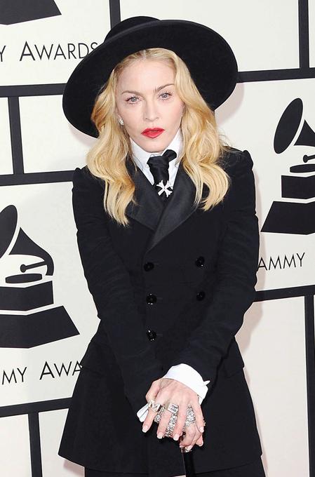 MadonnaGrammys1