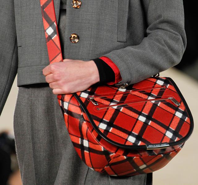 Marc-by-Marc-Jacobs-Fall-2014-Plaid-Shoulder-Bag