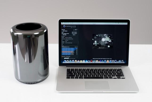 Mac Pro đã vượt qua mọi bài test khó nhằn nhất để nhận điểm tối đa về hiệu năng sử dụng