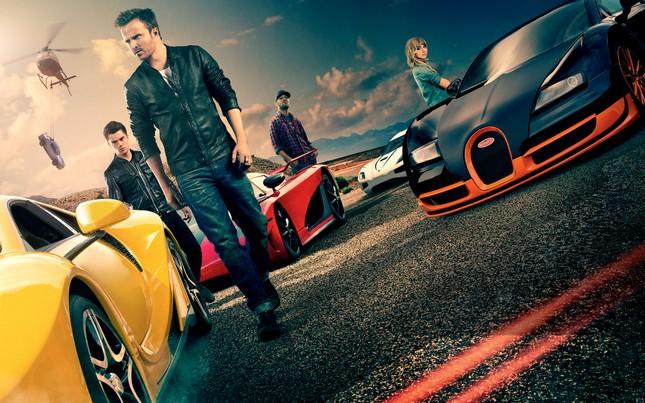 Dựa vào videogame cùng tên, Need For Speed chắc chắn ăn khách
