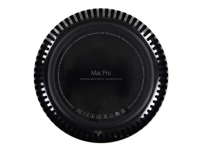 Chiếc máy tính này được sản xuất hoàn toàn ở Mỹ chứ không phải Trung Quốc