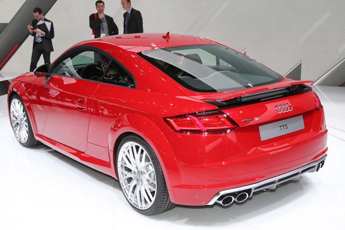 Audi-TTS-rear-three-quarter