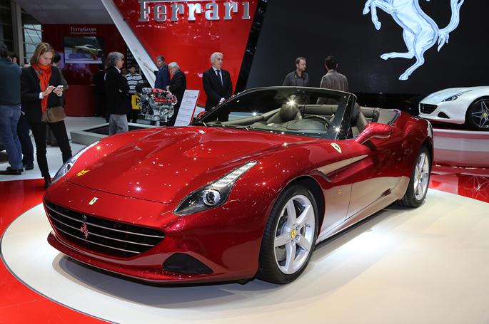 Ferrari-California-T-front-