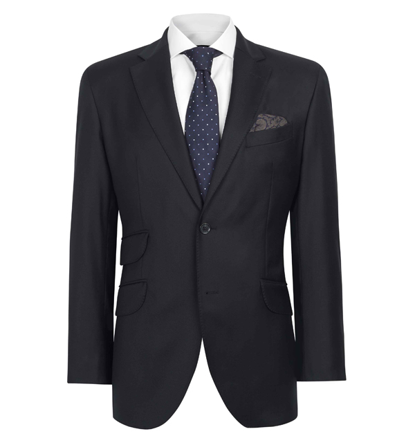 Hackett-Classic-solid-suit-jacket