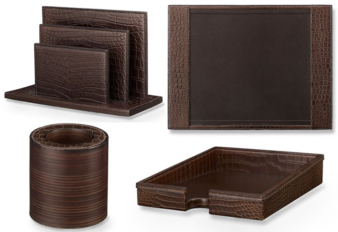 Hermes_Crocodile_Desk_Accessories