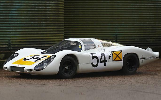 Porsche-907
