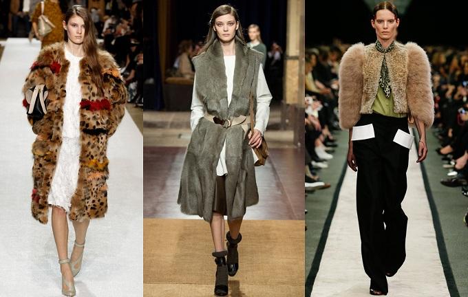 Chloé, Hermès và Givenchy