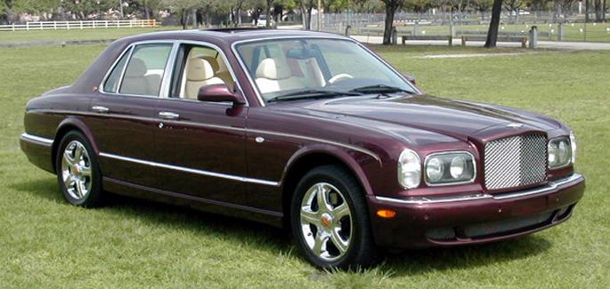 Bentley_Arnage_T_(1998)