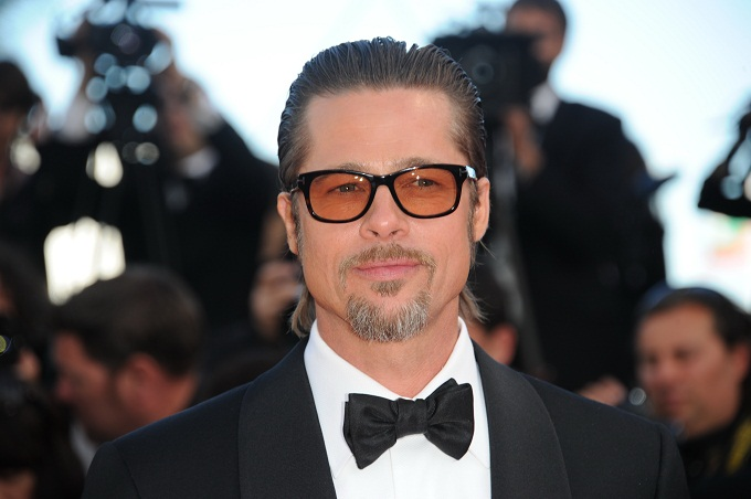 Brad Pitt là người yêu thích những mẫu kính mắt của Tom Ford