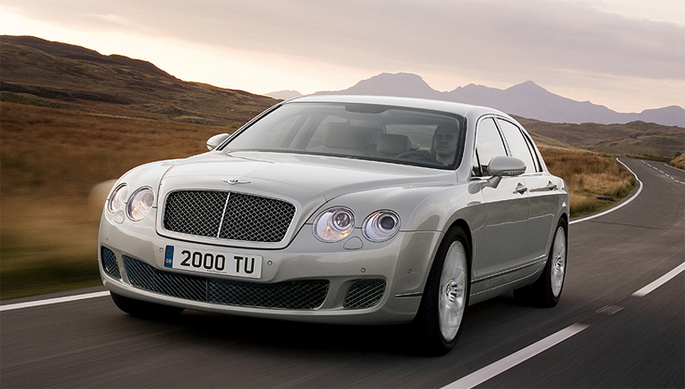 Flying-Spur-Speed