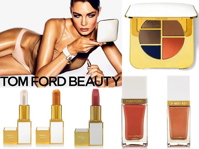 Bộ sưu tập mỹ phẩm 2014 của Tom Ford