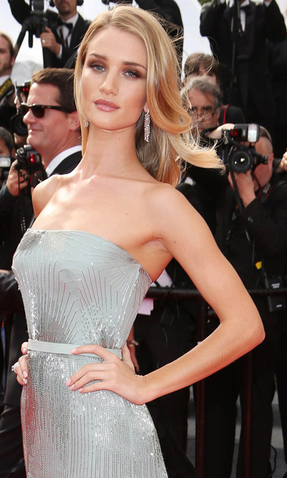 11. Rosie Huntington-Whiteley - Gucci Premiere