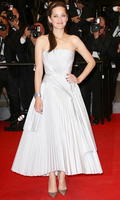 6. Marion Cotillard - Dior