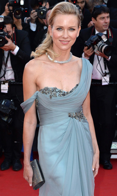9. Naomi Watts - Marchesa
