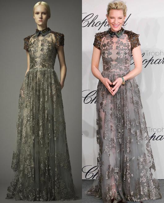 Cate Blanchett - Valentino Pre-Fall 2014