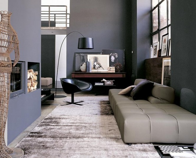 Gray-black-living-room-665x536