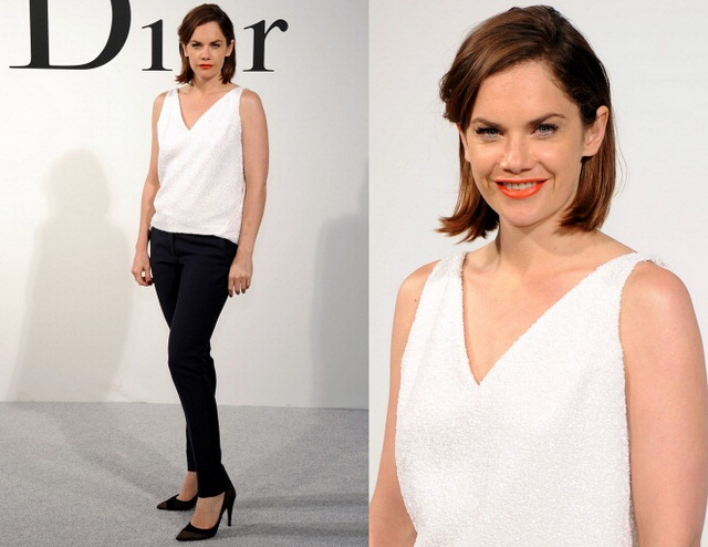 Ruth-Wilson-Christian-Dior-Cruise-2015-Front-Row-e1399546298401