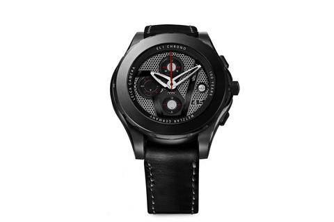 Valbray EL1 Chronograph đen carbon