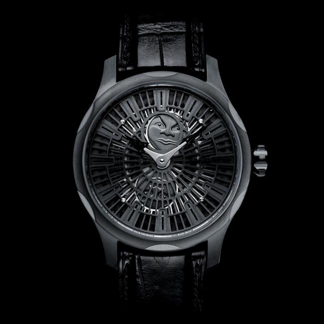 Korona K3 Black Moon - Đồng hồ đầu tay của Stepan Sarpaneva