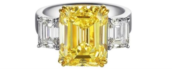 """Nhẫn Marilyn trong bộ sưu tập """"Legend"""" của hãng trang sức Hồng Kông Larry Jewelry."""