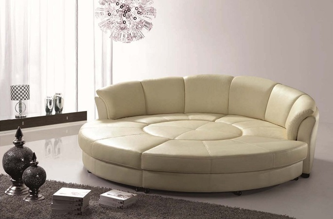2.2 Round-Sofa