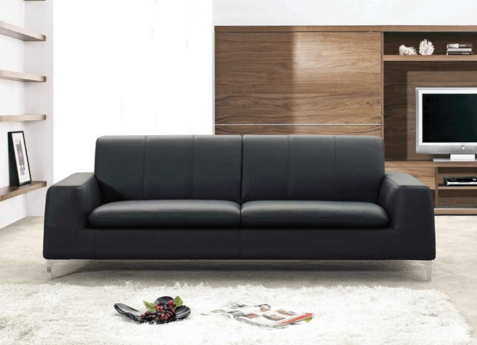 3 Contemporary-Leather-Sofas