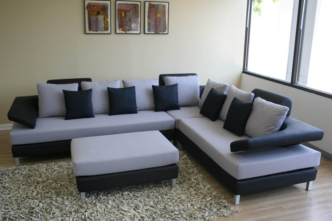 3.1 Contemporary-Sofa-Sectional