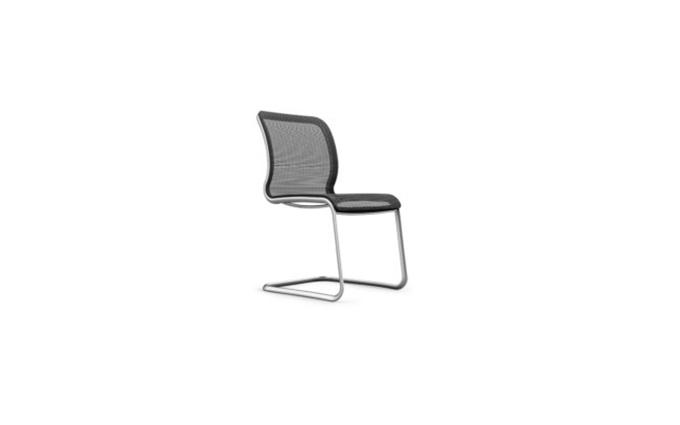 """Ghế dựa A. Venhakob """"Lova Mesh"""" của Design Ballendat."""