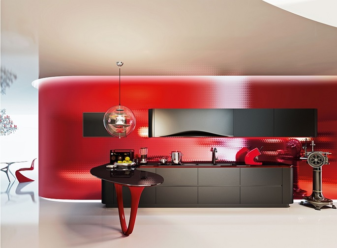 Stunning-contemporary-kitchen-in-red-and-black-insppired-by-the-Ferrari