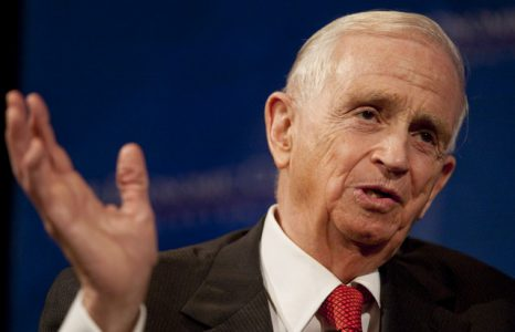 Ông Bill Marriott, vị Chủ tịch 82 tuổi của tập đoàn khách sạn và nghỉ dưỡng J.W.Marriott