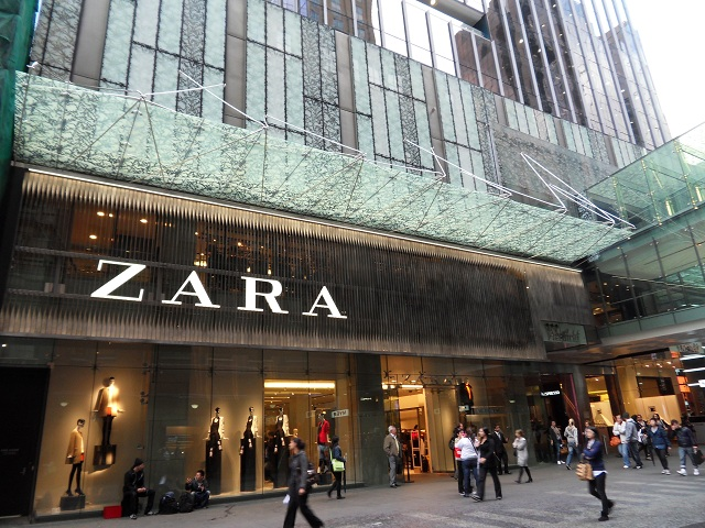 Zara_Store_Sydney