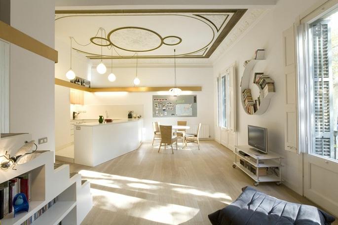 Nhà của kiến trúc sư ở Sant Pere. Barcelona