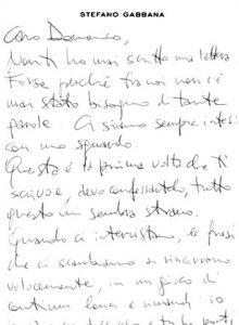 Stefano-Gabbana-s-love-letter-to-Domenico-Dolce-on-Corriere-della-Sera