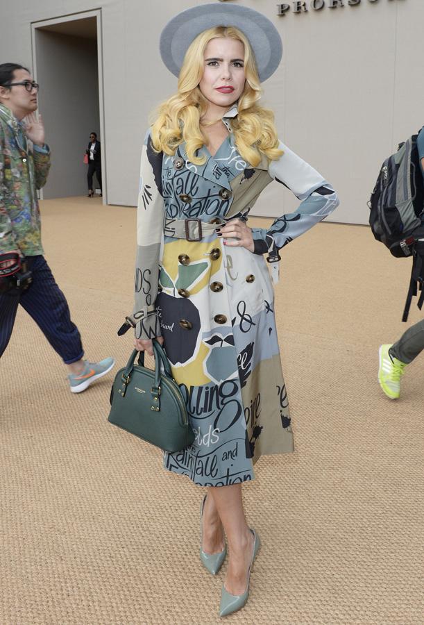 Burberry Womenswear SS15 - Arrivals