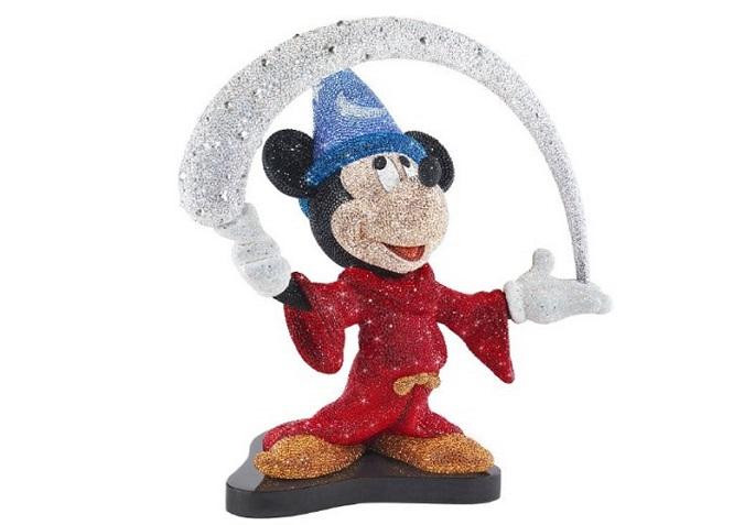 Disney_mickey_Sorcerers_Apprentice_2014_Figurines_Swarovski